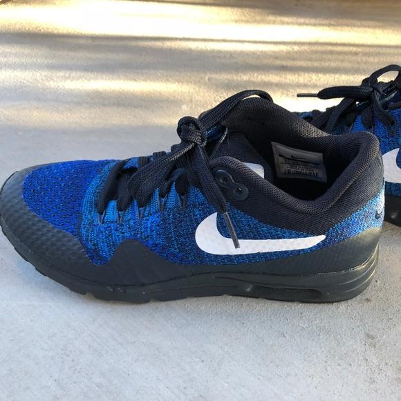 Zapatos Nike Air Max Max Air 1 Ultra Flyknit Mujeres Azul Poshmark 87c0d3